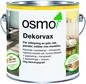Osmo 3119 Dekorvoks Sidengrå 0,125 Liter