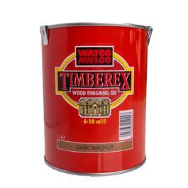 Timberex Dark Walnut 1 liter