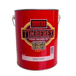 Timberex Extra White 5 liter