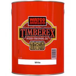 Timberex White 5 liter