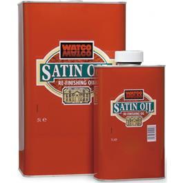 Timberex Satin Oil 5 liter
