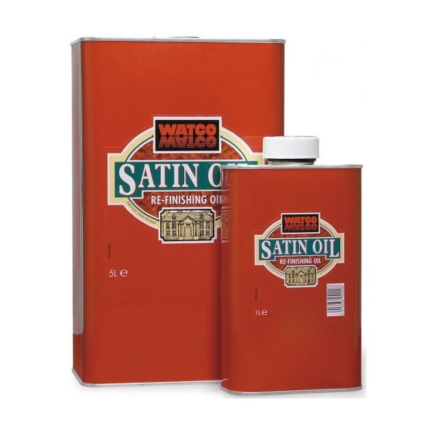 Timberex Satin Oil White 1 Liter