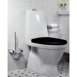 Gustavsberg WC-sæde Nautic 9M26 - SC/QR - Sort