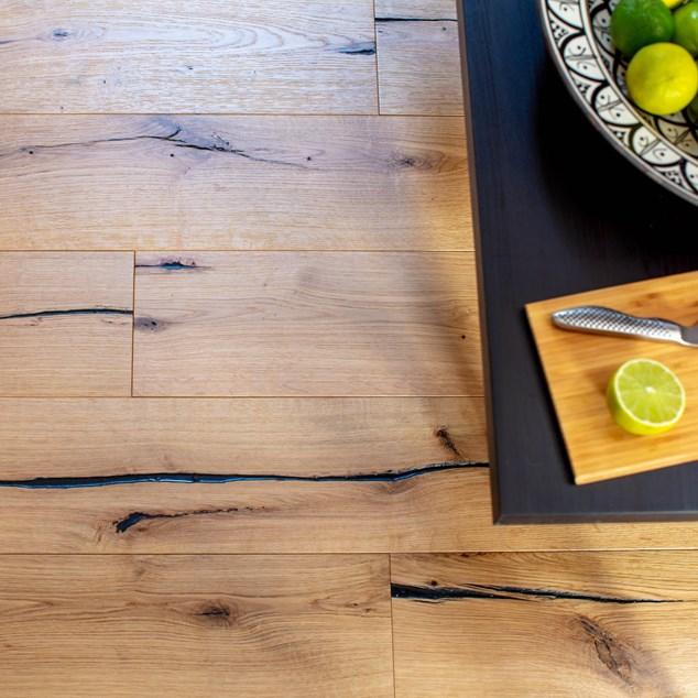 Trægulv Nordic Floor Lodge Eg Natur matlak 1-stavs