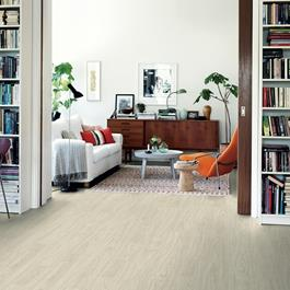 Vinylgulv Pergo Classic Plank Nordisk Hvid Eg Planke - Premium