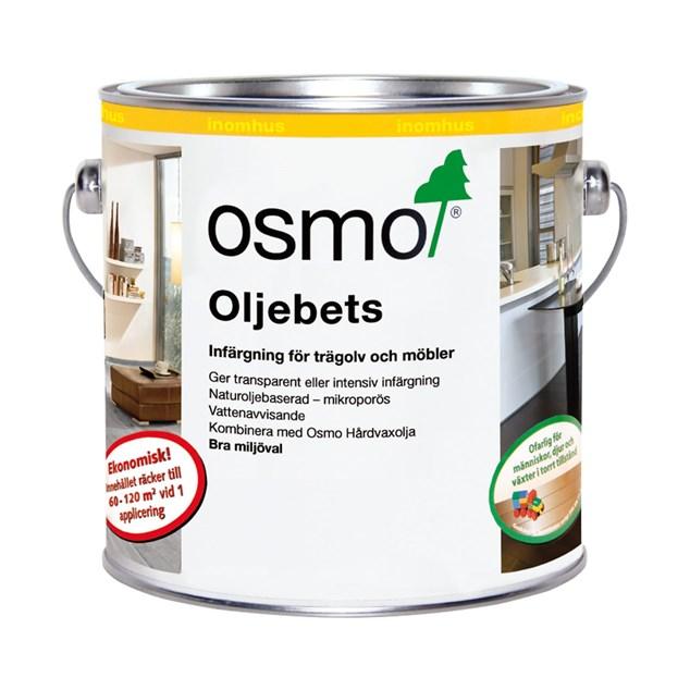 Osmo 3501 Oliebets Hvid 0,125 Liter