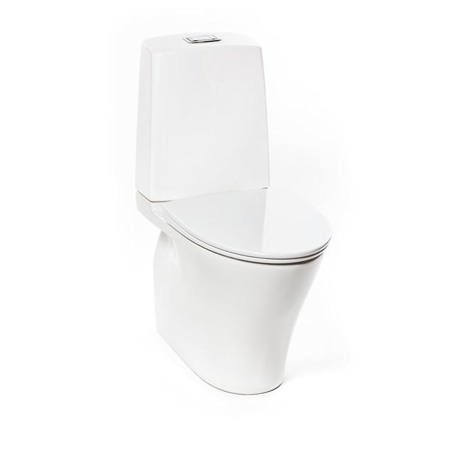 IDO Glow 36364 Rimfree - Toiletstol