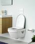 Gustavsberg 5G84 Hygienic Flush - Væghængt toilet