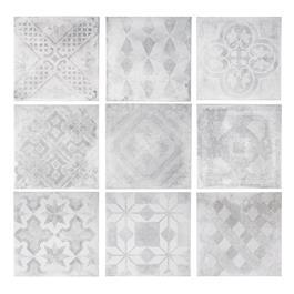 Klinker Terratinta Betonepoque White/Grey Mix 200x200 mm