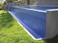Alttoglass Glasmosaik Azul 25x25 mm
