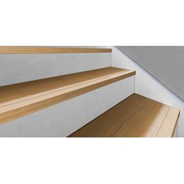 Kährs Massiv Trappeforkant 60x35x1200 mm til Original 15 mm Woodloc - Eg Fredrik/Tollaborg