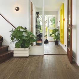 Laminatgulv Pergo Modern Plank 4V Sensation Farmhouse Oak Planke 1-stav Original Excellence