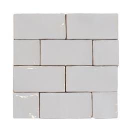 Vægflise Natucer Ceramica Natural Cotswold Bianco 7,5x15