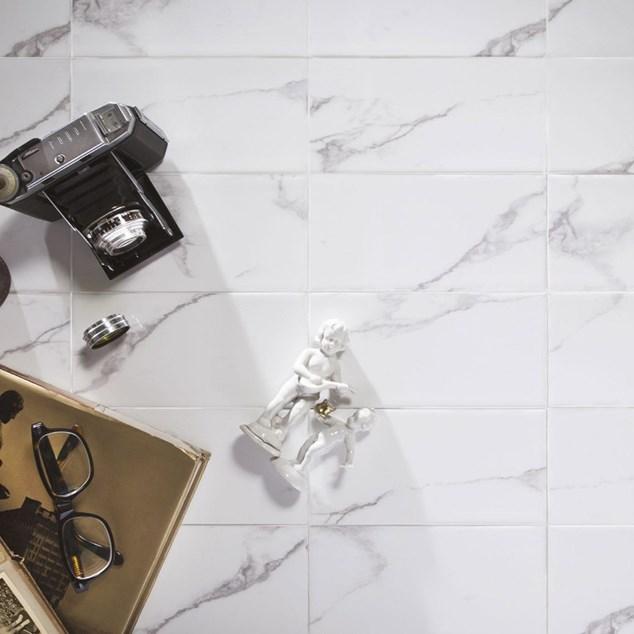 Arredo Metroflise Carrara Biselado uden facet 100x200 - Vægflise