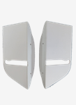 Kona One daggerboard plates, one left and one right