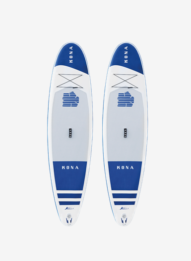 2 pcs Kona Beach Air SUP 10.8