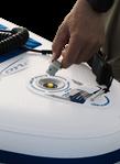 Air valve for inflatable SUP (Universal valve I-SUP/Bravo)