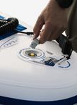 Luftventil för uppblåsbar SUP (GRI)