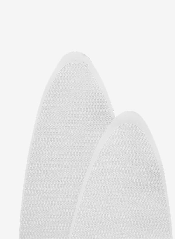 SUP rail tape, honeycomb, transparent, size 3.5x83