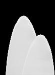 Skyddstejp för din hårda SUP, honeycomb, genomskinlig, storlek 3.5x83