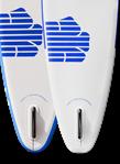 Kona Core Air SUP 10.8 + Active Air SUP 10.8