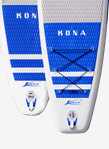 Kona Active Air SUP 10.8 + Kona Cruiser Air SUP 12.6