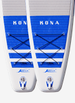 2 st Kona Cruiser Air SUP 12.6