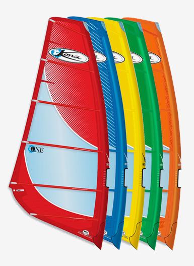 Kona One sail