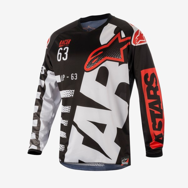 Crosströja Alpinestars Racer Braap Junior