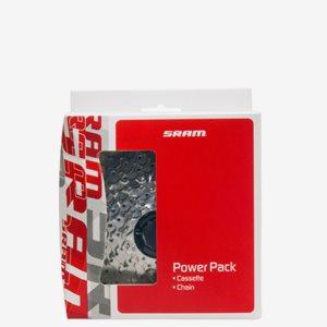 SRAM Power Pack Kedja + Kassett PG950 11-34 9 växlar