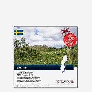 Friluftskartan TOPO Sweden v5 PRO