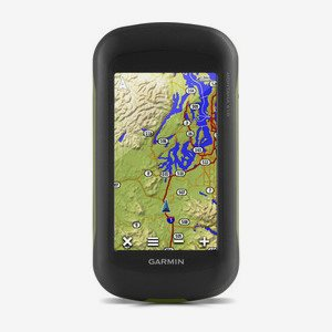 GPS Garmin Montana 610 Snöskoter Bundle