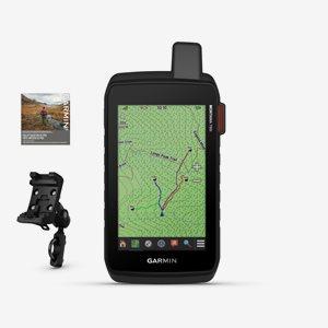 Garmin GPS Montana 700i Snöskoter Bundle