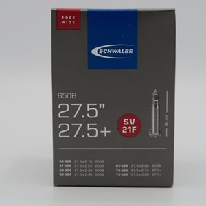 Schwalbe Cykelslang SV21F 54/75-584 Racerventil