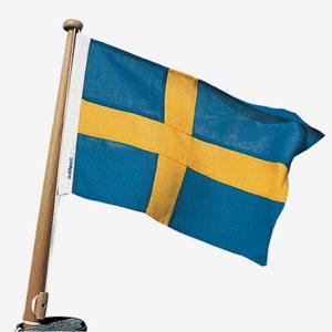 Båtflagga Sverige 50x31cm