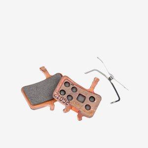 SRAM Skivbromsbelägg passar alla Juicy & BB7 metall
