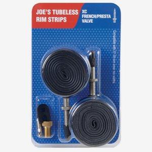 Joe´s Fälgband med integrerad ventil