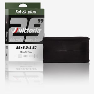 Vittoria Cykelslang Fat & Plus Bilventil 48mm 29x3.00/3.50