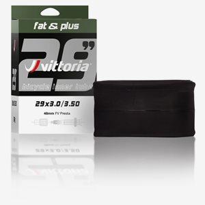 Vittoria Cykelslang Fat & Plus Racerventil 48mm 27.5x3.0/3.50