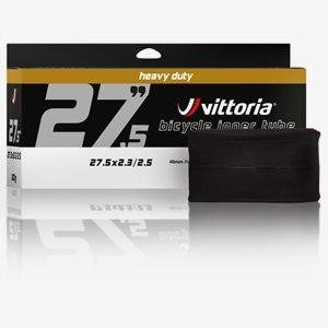 Vittoria Cykelslang Heavy Duty Racerventil 48mm 27.5x2.30/2.5