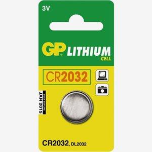 GP Batteri CR2032 3.0v