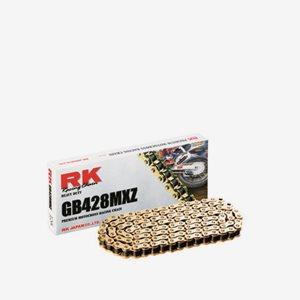 Kedja RK GB428MXZ Offroad/Street Guld