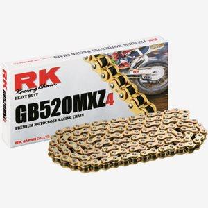 Kedja RK GB520MXZ4 Offroad Guld