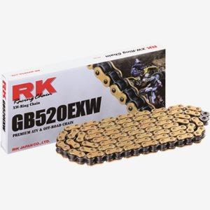 Kedja RK GB520EXW XW-ringskedja ATV/Offroad