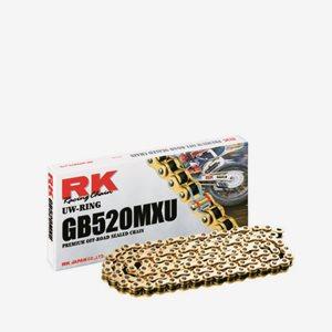 Kedja RK GB520MXU UW-Ringskedja Offroad