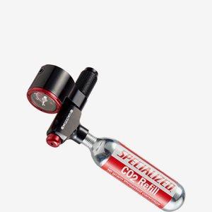 Specialized Inflator Kolsyrepatron C2 Trigger Med Mätare