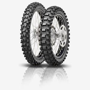 Däck Dunlop Geomax MX33 70/100-19 42M TT Fr