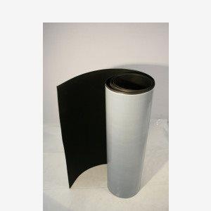 Thermoplast bredd 1,5m svart /m