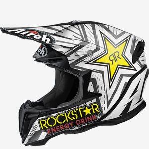 Crosshjälm Airoh Twist Rockstar