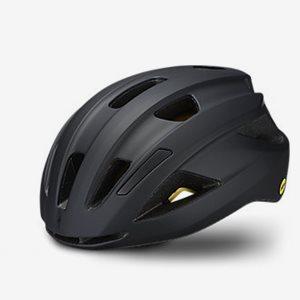 Cykelhjälm Specialized Align II MIPS Black/Black Reflective